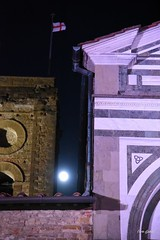 San Miniato al Monte (carlogalletti) Tags: firenze florence italia italy san miniato chiese cattedrali monumenti notte toscana tuscany