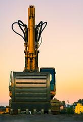 _DSC0251 (simonoga) Tags: scavatore color picture digital nikon sunset art muscle machine power