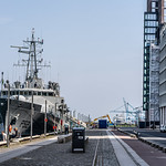 P52 VISITS SIR JOHN ROGERSON'S QUAY AT EASTER [IRISH NAVY]-151855 thumbnail