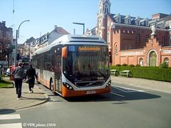 9406-25036§0 (VDKphotos) Tags: stib mivb volvo 7900 hybrid b5lh livrée06 belgium bruxelles l27