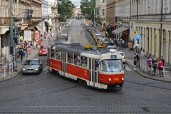 Tatra T3SUCS #7262 (LukaszL99) Tags: praha prag praga prague czechia czechy česko tschechien tram strasenbahn tramvaj tramwaj tatra ckd čkd dp pid t3 t3sucs