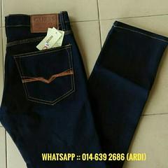 Guess Copy 3A  📌Cutting Slimfit 📌Dark Blue 📌Zip 📌Size 28 , 29, 30, 31, 32, 33, 34, 36  WhatsApp :: 014-6392686 (ARDI)  #JeansMurah #borongjeans #slimfitjeans #jeanscopyori #jeanslelaki #slimfit #skinny #slackcotton #jeans # (ardiaminuddinothman@ymail.com) Tags: jeanslelaki jeans slimfit skinny slackcotton jeanscopyori borongjeans jeansmurah seluar slimfitjeans