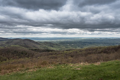 Expanded View (riqwammy) Tags: nature natural forest trees mountains valleys clouds sky spring view scenic brp blueridgeparkway virginia patrickcounty nikon d750 landscape country
