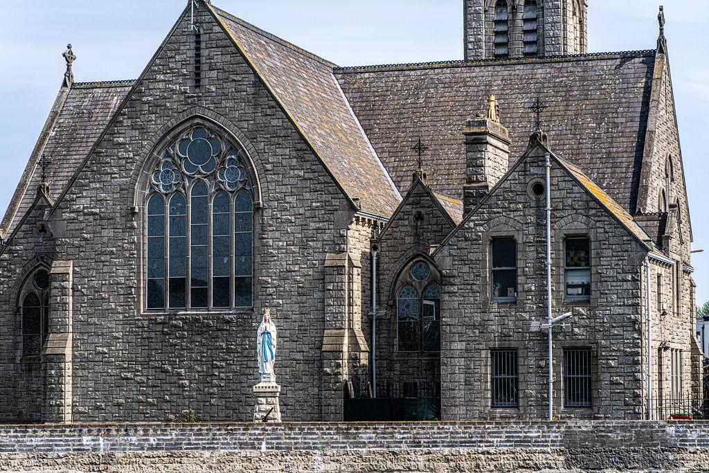 ST. PATRICK'S CHURCH THORNCASTLE STREET [RINGSEND]-151863
