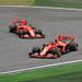 Sebastian Vettel & Charles Leclerc