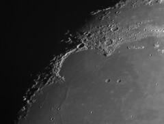 Sinus Iridum (starhopper-de) Tags: moon astronomy asi120mms sinus iridum autostakkert c925