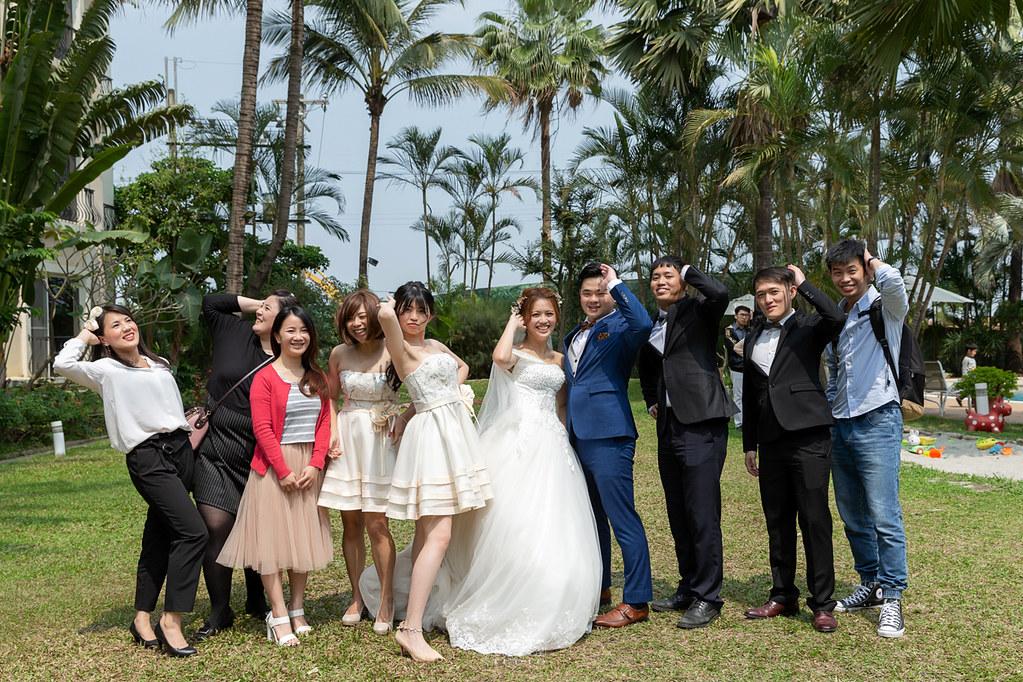 台南戶外婚禮場地-台南商務會館121
