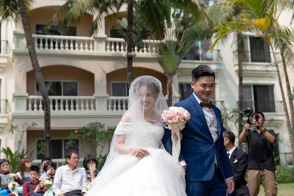台南戶外婚禮場地-台南商務會館79