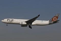 DQ-FJW LAX 23.12.2018 (Benjamin Schudel) Tags: fiji airways airbus a330300 dqfjw lax los angeles california usa