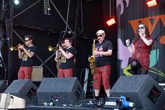 175-20180602_14th Wychwood Music Festival-Cheltenham-Gloucestershire-Main Stage-New York Brass Band (Nick Kaye) Tags: wychwood music festival cheltenham gloucestershire england