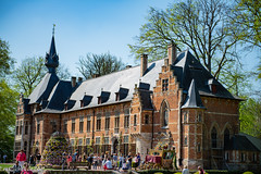 Floralies château Grand Bigard (les clichés de Luc) Tags: floralies chateau