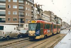 STIB-T55-1899-7903-18-12-1989 (phi5104) Tags: trams belgië belgique brussel bruxelles mivb stib ligne55