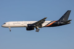 G-ZAPX // Titan Airways // B757-200 // Stansted (SimonNicholls27) Tags: stansted stn egss aircraft aviation plane aeroplane titan airways b757200 757 boeing