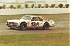 NBC 12 stock car, 1977 (STUDIOZ7) Tags: wwbt tv television channel12 nbc 1970s 70s seventies racing race car stock virginia martinsville speedway auto union76 pennzoil newscast