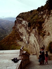 Bombile (RC) - Santa Maria della Grotta (ikimuled) Tags: slide calabria bombile santamariadellagrotta