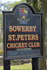 United Front (Feversham Media) Tags: sowerbystpeterscricketclub warleycricketclub cricketgrounds cricket yorkshire westyorkshire caldervalley sowerby calderdale halifaxcricketleague