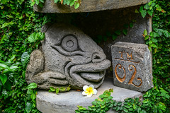 Stone statue for decoration at resort garden (phuong.sg@gmail.com) Tags: ancient antique architecture asia attraction background bali buddhism building ceremony culture dragon empul garden guardian hindu hinduism indonesia island landmark monument nature old pagoda pray prayer praying pura purification religion sacred statue temple tourism tradition travel ubud vacations worship