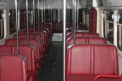 Trolleybus Interior: Wellington City Transport: 82 EV6757 BUT RETB1/MCCW Sandtoft Trolleybus Museum (emdjt42) Tags: wellingtoncitytransport 82 sandtoft trolleybus
