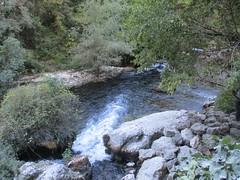 ~ ~  La Sorgue  ~ ~ (Sur mon chemin, j'ai rencontré...) Tags: vaucluse 84 provencealpescôtedazur france fontainedevaucluse lasorgue fontaine eaux eau infiltration pluie fontedesneiges montventoux montsdevaucluse montagnedelure rivière