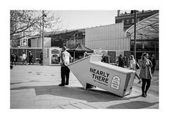 FILM - Nearly there (fishyfish_arcade) Tags: 35mm analogphotography bw blackwhite blackandwhite canonsureshottelemax filmphotography filmisnotdead istillshootfilm monochrome xp2 analogcamera compact film ilford mono streetphotography
