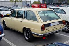 1974 Triumph 2000 Mk II Kombi Heck (Joachim_Hofmann) Tags: auto kraftfahrzeug kfz triumph2000 kombi carbodiesmkii mk2