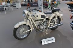 1965 BMW R69 S (pontfire) Tags: véhicule de collection oldtimer ancienne antique vieille old moto motorcycle motobike bike motocyclette 1965 bmw r69 s bonhams lesgrandesmarquesdumondeaugrandpalais2018 オートバイ motorrad motocicleta 摩托车