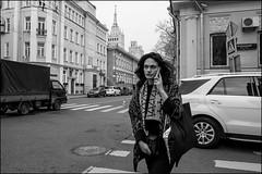 DR150515_423D (dmitryzhkov) Tags: urban outdoor life human social public photojournalism street dmitryryzhkov moscow russia streetphotography people bw blackandwhite monochrome everyday candid stranger