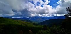 Serra da Estrela (antoninodias13) Tags: paisagem montanhas serranias serradaestrela nuvens céu azul huawei mate20pro neve torre serraestrela portugal luz sombra sol floresta