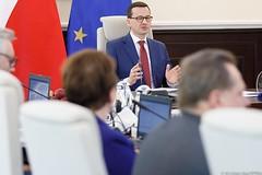 Posiedzenie Rady Ministrów (Kancelaria Premiera) Tags: premier mateuszmorawiecki kancelariapremiera posiedzenierządu posiedzenieradyministrów
