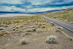 DSC00153--Highway 447 & Winnemucca Lake, NV (Lance & Cromwell back from a Road Trip) Tags: winnemuccalakenv highway447 washoecounty nevada sony sonyalpha 24240mmlens 24240mm fe24240mm a7ii roadtrip 2019 travel