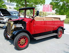 NAG Presto Typ Z 1928 (Zappadong) Tags: schwerin 2018 hotelbus bus autobus omnibus nag presto typ z 1928 zappadong oldtimer youngtimer auto automobile automobil car coche voiture classic classics oldie oldtimertreffen carshow