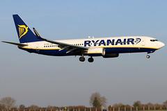 EI-FEH (GH@BHD) Tags: eifeh boeing 737 738 737800 b737 b738 fr ryr ryanair dub eidw dublinairport dublininternationalairport aircraft aviation airliner