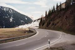 (sputnik 57) Tags: road alps graubunden switzerland