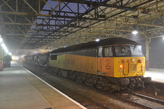 Colas Rail 56090 (Will Swain) Tags: crewe station 18th october 2018 class 56 cheshire north west south county train trains rail railway railways transport travel uk britain vehicle vehicles england english europe colas 56090 090