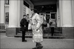 DRD161006_01089 (dmitryzhkov) Tags: urban outdoor life human social public stranger photojournalism candid street dmitryryzhkov moscow russia streetphotography people bw blackandwhite monochrome terminal
