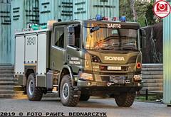 343[W]21 - GBA 2,5/24 Scania P320 XT/PS Szczęśniak - WSP - 10 Warszawski Pułk Samochodowy (Pawel Bednarczyk) Tags: 343w 343w21 gba scania p320 xt ps szczęśniak wsp ug ug09451 10 warszawski pułk samochodowy wojskowa straż pożarna armia wojsko mon warszawa stolica mazowsze mazowieckie engine firebrigade firedepartment truck ciężarowy warsaw feuerwehr military army