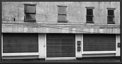 Beautiful Bristol - England (Kernek) Tags: bristol urban bw decay abandoned derelict