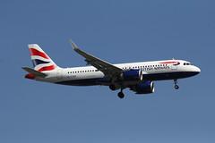 G-TTNG Airbus A320-251N British Airways (FokkerAMS) Tags: airbusa320 britishairways neo gttng