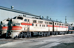 CB&Q F3 118D (Chuck Zeiler 48Q) Tags: cbq f3 118d burlington railroad emd locomotive lincoln train alchione chz