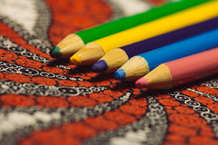 """""""Colours"""" Challenge (Grant is a Grant) Tags: 105mm 105mm28g d7200 kingscountyphotoclub nikon coloredpencils colors colouredpencils colours macro micro pencilcrayons"""