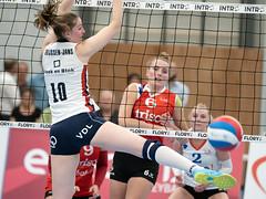 X4241679 (roel.ubels) Tags: sliedrecht sport vc sneek debasis volleybal volleyball finale landskampioenschap 2019 eredivisie topsport