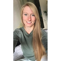 gmer BEFORE (morikarak) Tags: long short longhair shorthair rapunzel chop chopitoff thickhair ponytail braid shave blonde brunette