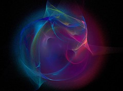 The softness of colors (dmeeds (on and off)) Tags: fractal apophysis abstract blue purple pink green