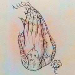 Daily #Art - Day 04-25-19 (hinxlinx) Tags: dailyart illustration pendrawing digitalart srilanka prayforsrilanka hands pray prayers dove pigeon elephant peace love strength hinxlinx ericlynxlin elynx instaart artofinstagram