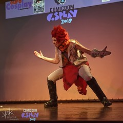 "ComicdomCon Athens 2019 Cosplay Contest: Boku no Hero Academia (""You are gay"" performance) (SpirosK photography) Tags: comicdomcon comicdomcon2019 comicdomconathens2019 cosplay contest comicdom athens greece hau cosplaycontest bokunoheroacademia youaregay groupcosplay anime manga"