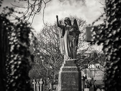 20190304-0532-Edit (www.cjo.info) Tags: 1830s 1836 19thcentury bw england europe europeanunion lambeth london m43 magnificent7 magnificentseven magnificentsevengardencemeteries microfourthirds nikcollection olympus olympuspenfgzuikoautos40mmf14 olympuspenf penfmount silverefexpro silverefexpro2 southmetropolitancemetery unitedkingdom westnorwood westnorwoodcemetery westerneurope angel animal art blackwhite blackandwhite blur bokeh carving cemetery climbingplant decay digital fauna flora focusblur girl gravegraveyard ivy manualfocus monochrome mythicalcreatures overgrown people plant sculpture shallowdepthoffield statue stone stonework wingedcreature woman