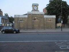 Former brewery (brendanskeffy) Tags: brewery north london northlondon