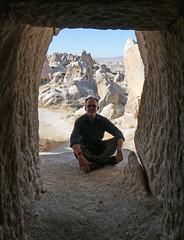 Göreme (LeelooDallas) Tags: asia europe turkey göreme goreme cappadocia landscape rock dana iwachow dragoman overland silk road trip october 2018