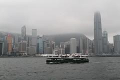Star Ferry out on Victoria Harbour (Marcus Wong from Geelong) Tags: starferry ferry victoriaharbour victoriaharbor hongkong hongkong2019