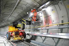 C610 Line Wide Systems Progress_315769 (Crossrail Project Press Images) Tags: crossrail constr train station line wide systems december 2018